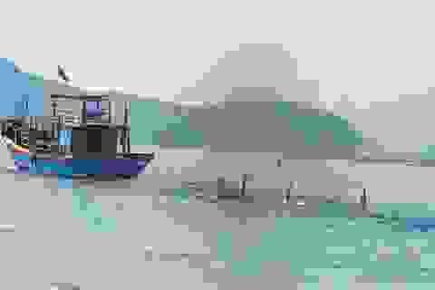 Thuyền cá bị đâm trên biển, hai mẹ con chết và mất tích