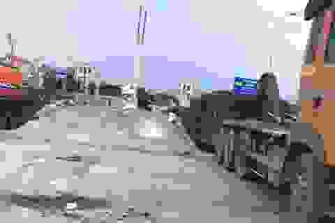 """Hà Nội: Hơn 500 hộ dân """"chết mòn"""" cạnh bãi rác khủng nhận tín hiệu hồi sinh"""