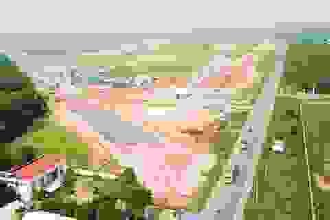 Cận cảnh thi công hối hả tại khu tái định cư sân bay Long Thành