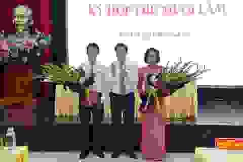 Hà Nội: Hoàn Kiếm có tân Chủ tịch UBND quận