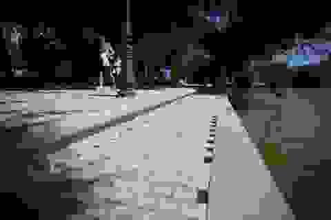 Hà Nội lát toàn bộ bờ hồ Hoàn Kiếm bằng đá vĩnh cửu