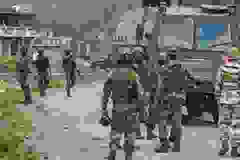Nổ súng gây chết người ở biên giới Ấn Độ - Pakistan