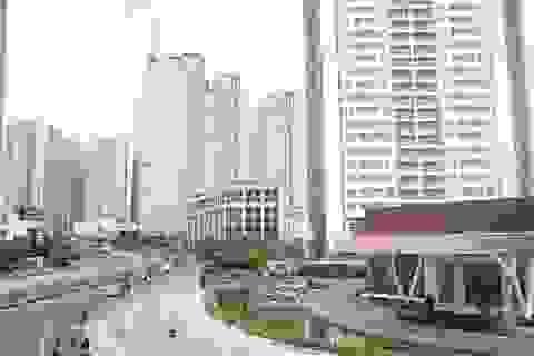 TPHCM: Đề xuất thu phí chống ngập với chủ dự án nhà cao tầng