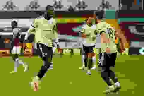 Nhìn lại chiến thắng lập kỷ lục của Man Utd trước Aston Villa
