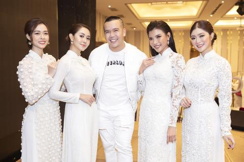 Thúy Diễm, Trương Quỳnh Anh đọ dáng trong vai trò vedette