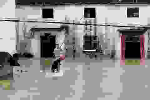 Trung Quốc ban hành cảnh báo lũ trên sông Dương Tử
