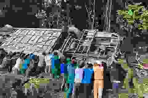 Vụ tai nạn 5 người tử vong: Chạy sai tuyến, phụ xe dương tính với ma túy
