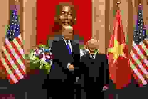 Ngoại trưởng Mỹ ca ngợi quan hệ với Việt Nam nhân 25 năm bình thường hóa