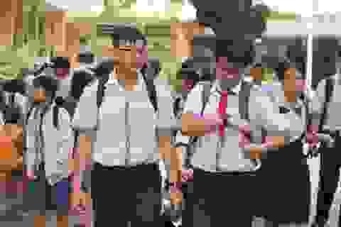 Trường Phổ thông Năng khiếu - ĐHQG TPHCM công bố điểm chuẩn lớp 10