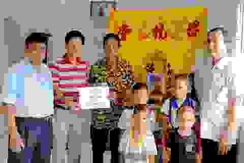 4 đứa trẻ mồ côi ở Bạc Liêu tiếp tục nhận sự giúp đỡ của bạn đọc Dân trí
