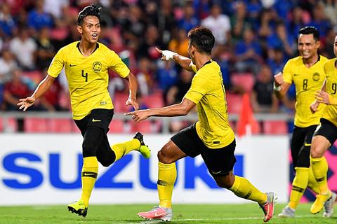 Malaysia đón tin vui trước thềm trận gặp tuyển Việt Nam