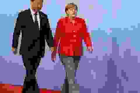 """Rạn nứt với Mỹ, Đức """"bắt tay"""" với Trung Quốc"""