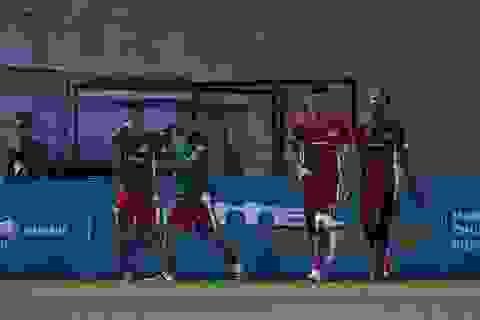 CLB Viettel thắng đậm Hải Phòng 4-0 ở Hàng Đẫy