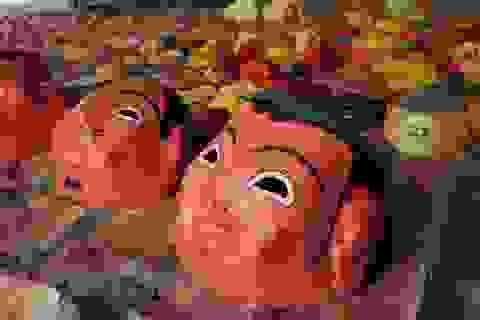 'Bình minh' làng nghề Ông Hảo: Giá trị đồ chơi trung thu truyền thống
