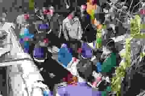 Vụ xe khách lao xuống vực ở Kon Tum: Thêm một nạn nhân tử vong