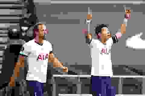 """Tottenham 2-1 Arsenal: Thất bại cay đắng của """"Pháo thủ"""""""