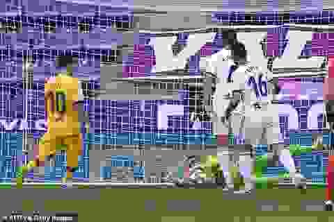 Đánh bại Valladolid, Barcelona tiếp tục gây áp lực lên Real Madrid