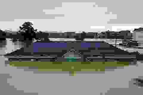 Nhân chứng vụ vỡ đê ở Trung Quốc: Nước ngập đến tầng 2 chỉ trong 30 phút