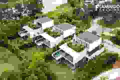"""Cận cảnh """"sắc nước, hương trời"""" tại Luxury Skylake Villa"""
