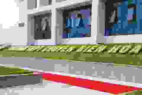 """Hà Nam: Gần 800 thí sinh """"chạy đua"""" vào lớp 10 Trường THPT chuyên Biên Hòa"""