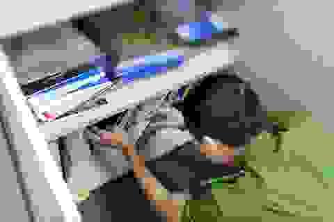 Khám xét nơi ở, chỗ làm việc hai cán bộ UBND TP Hà Nội