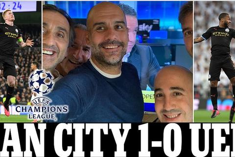 """Man City """"chiến thắng ngoạn mục"""" UEFA, báo chí Anh hân hoan"""
