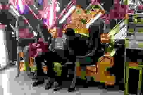 Hàng chục nam nữ dương tính ma túy trong quán karaoke, khách sạn