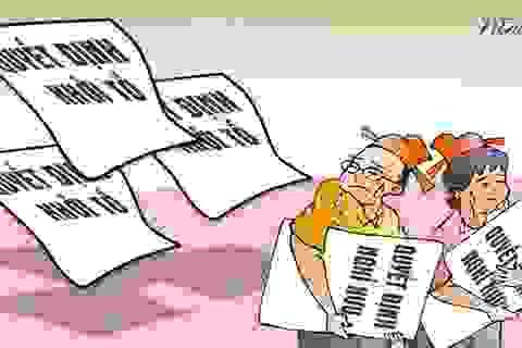 Không còn ai nghi ngờ quyết tâm phòng, chống tham nhũng!