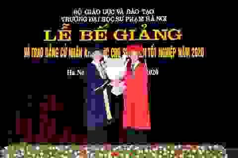 """Hiệu trưởng trường ĐH Sư phạm Hà Nội: """"Không ai chọn nghề giáo để làm giàu"""""""