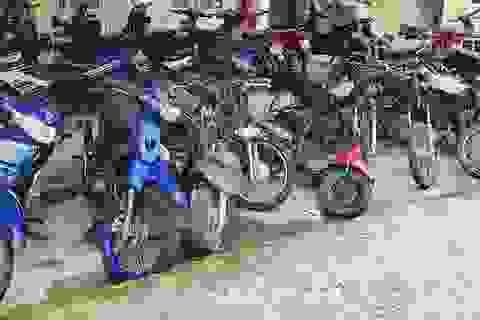Triệt xóa băng nhóm gây ra hàng chục vụ trộm xe máy ở miền Tây