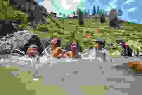 Ngày hè của trẻ em vùng cao Lào Cai