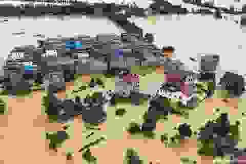 Nước 33 sông Trung Quốc dâng kỷ lục, Giang Tây ban bố biện pháp thời chiến