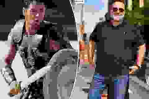 """Đã """"phát tướng"""", Russell Crowe vẫn muốn đóng """"Võ sĩ giác đấu"""""""