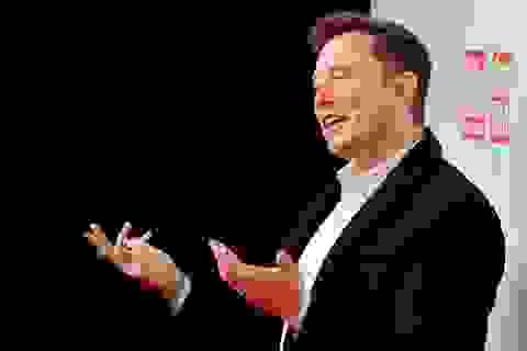 Vượt qua ông Buffett, ông chủ Tesla trở thành tỷ phú giàu thứ 7 thế giới