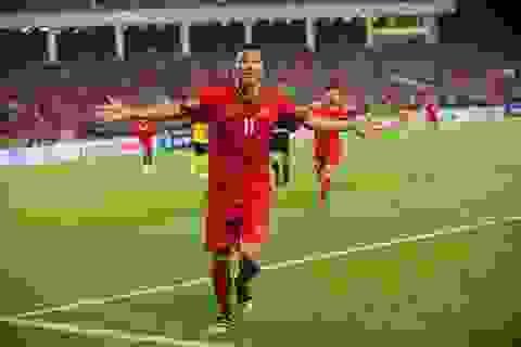 Gia nhập HA Gia Lai, Anh Đức mở ra cơ hội trở lại đội tuyển Việt Nam