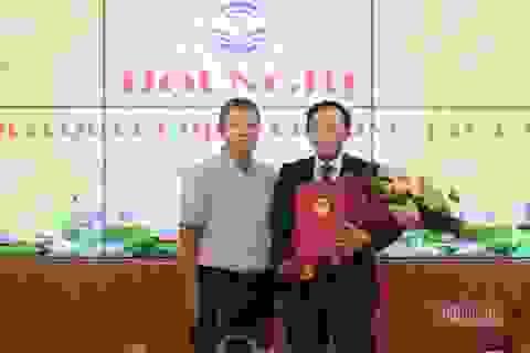 Ông Nguyễn Trọng Đường được bổ nhiệm làm Phó Cục trưởng Cục Tin học hóa