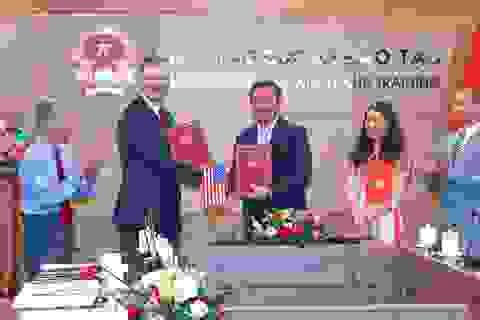 Mỹ sẽ cử tình nguyện viên dạy tiếng Anh cho các trường trung học Việt Nam