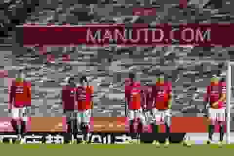 Nhìn lại trận hòa đắng ngắt của Man Utd trước Southampton
