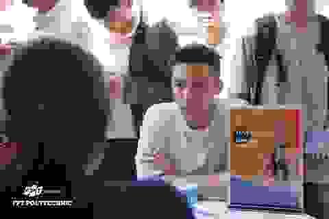 Hàng ngàn chỉ tiêu tuyển dụng tại Ngày hội việc làm của Cao đẳng FPT Polytechnic