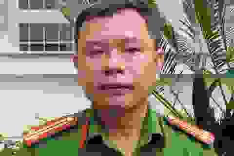 """Cựu Trung tá công an """"bịa"""" nội dung biên bản hỏi cung lãnh 18 tháng tù"""