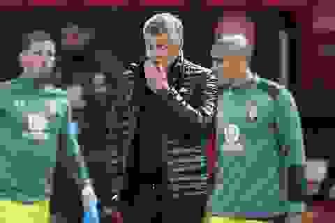 HLV Solskjaer nói gì khi Man Utd rơi điểm đau đớn?