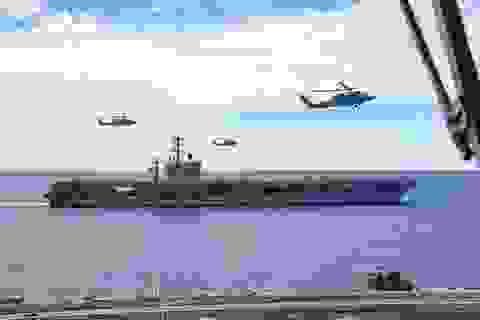 Lưỡng viện Mỹ bác bỏ yêu sách phi pháp của Trung Quốc tại Biển Đông