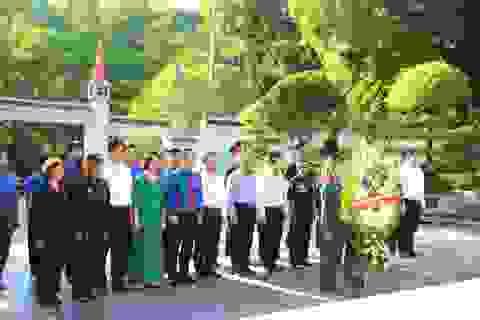 Hà Tĩnh kỷ niệm 70 năm ngày truyền thống lực lượng TNXP