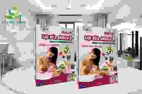 Ngũ cốc bổ sung canxi và ngũ cốc lợi sữa Omega 3 Hồng Hoa Organic -Món quà cho sức khỏe cả gia đình