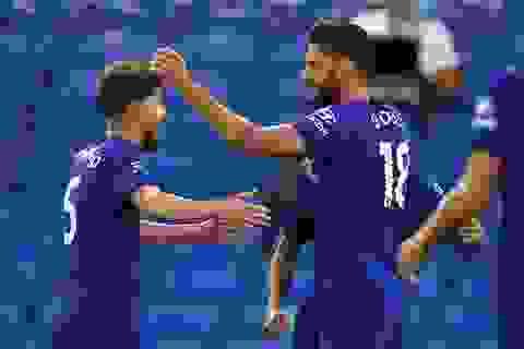 Giroud tỏa sáng, Chelsea thắng nhẹ Norwich
