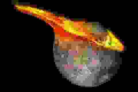 Mặt trăng trẻ hơn 85 triệu năm so với tính toán trước đây