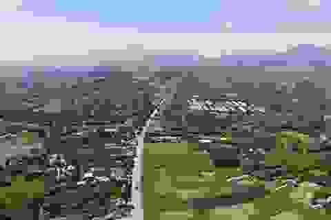 Mở rộng tuyến đường kết nối trung tâm Hà Nội tới dãy Ba Vì