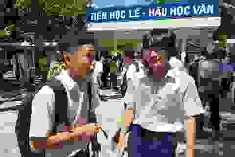 Việc tốt của người Việt mùa Covid-19 vào đề Ngữ văn lớp 10 tại Khánh Hòa