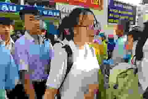 Thi vào lớp 10 tại Khánh Hòa: 27 điểm 10 môn Toán, 51 điểm 10 môn tiếng Anh