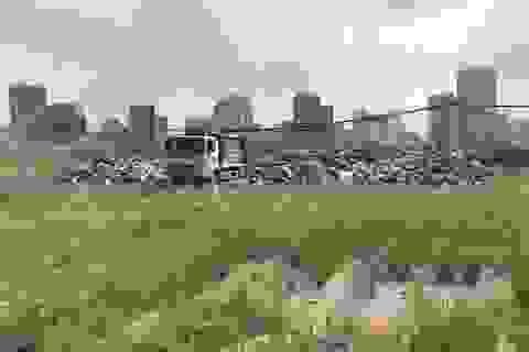 Hà Nội tồn hơn 9.000 tấn rác trong nội thành
